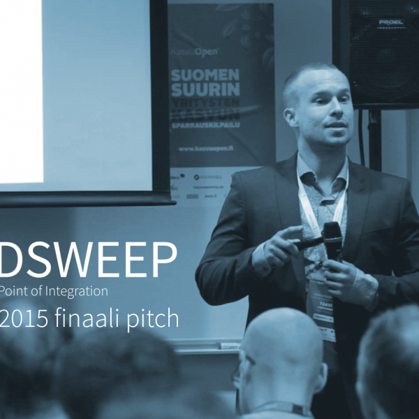 Cloudsweep Kasvu Open 2015 finaalipitch